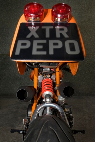 Laverda XTR PCM 009