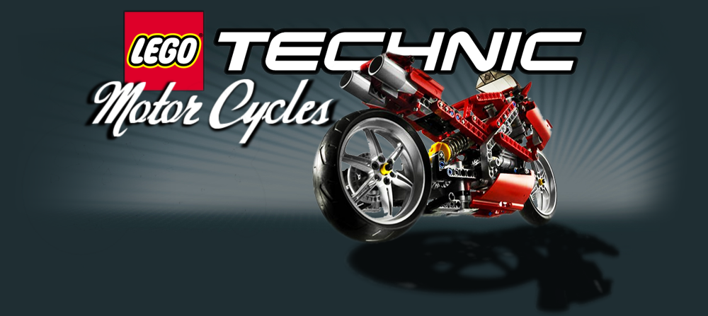 Lego Technical Motorcycles
