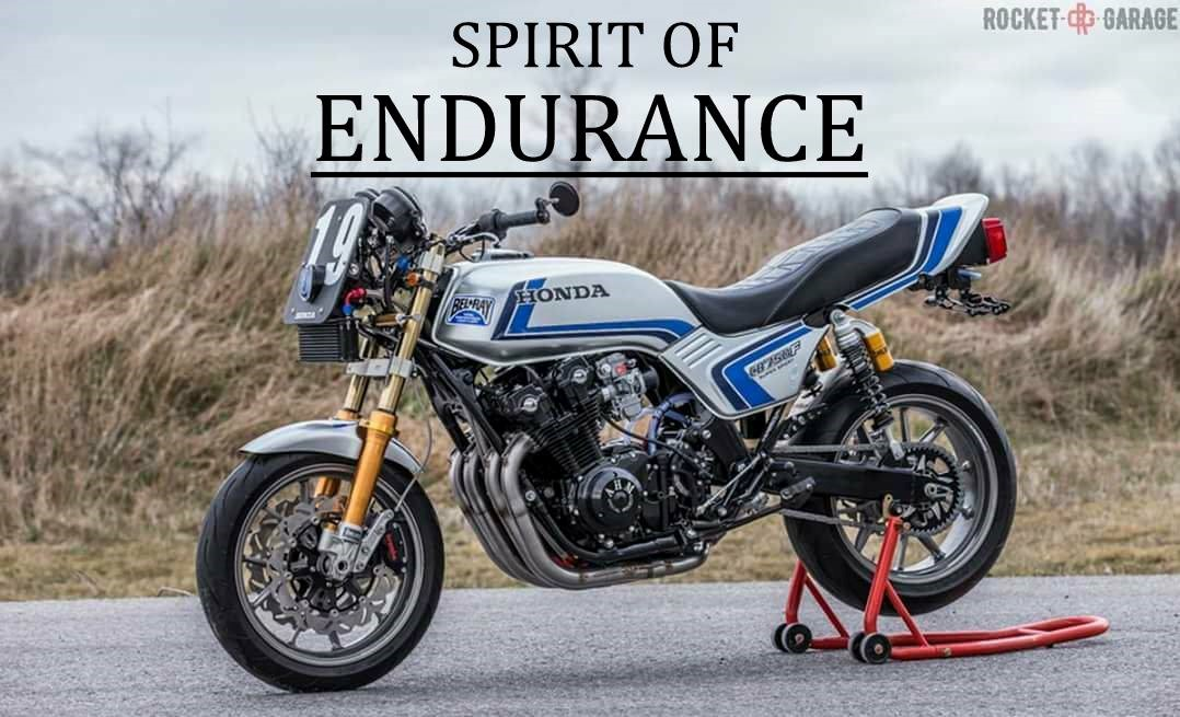 Spirit of Endurance